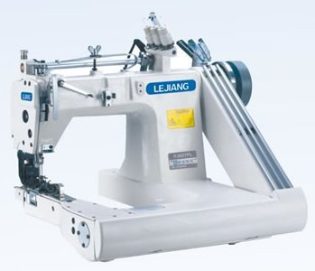 YJ927PL High-speed Feed-off-the-arm Chainstitch machine by Boshi Electronic Instrument