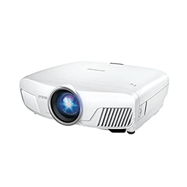 Epson Home Cinema 4000 3LCD Home Theater Projector with 4K Enhancement, HDR and Ultra Wide Color Gamut