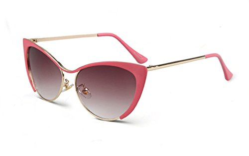 cateye-sunglasses-trendy-metal-semi-rimless-frame-sunglasses
