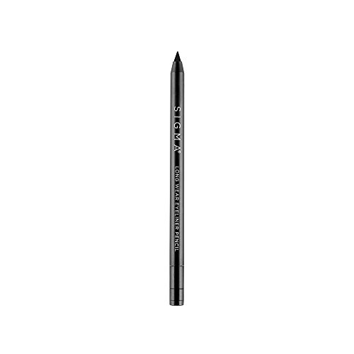 Sigma Beauty Long Wear Eyeliner Pencil, Wicked (Best Long Wear Eyeliner Pencil)