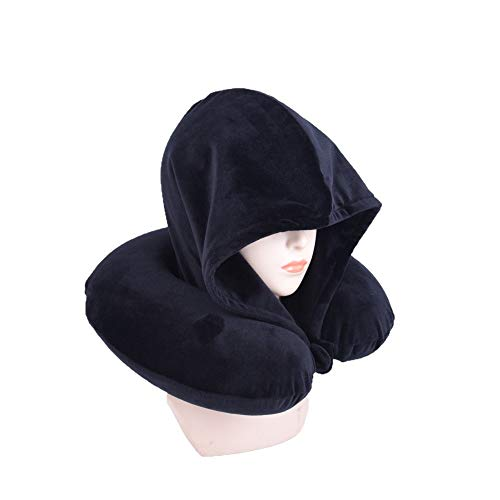 Top 10 Best Neck Pillow With Hoodies To Buy In 2019 Toptenz