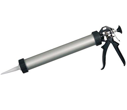 Rosso Stubai 419452 Pistola Prof.con avanz a cremagl.Alu 600 ml M