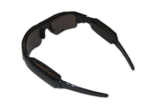 Sunglasses Goggles Camcorder for Recording Travels