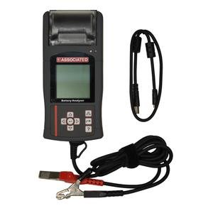 Associated Equipment 12-1015 Hand Held Digital Battery-Electrical System Tester (W/Printer, USB Printer Cable, Software Cd) by Associated Equipment (Image #1)