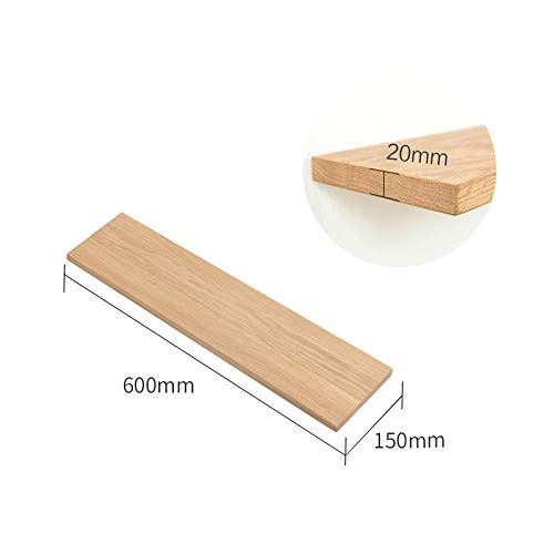 Amazon.com: SYFO Floating Wall Shelf Rectangle Wall ...