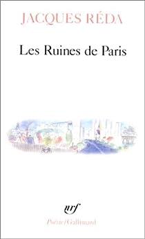 Les ruines de Paris par Réda