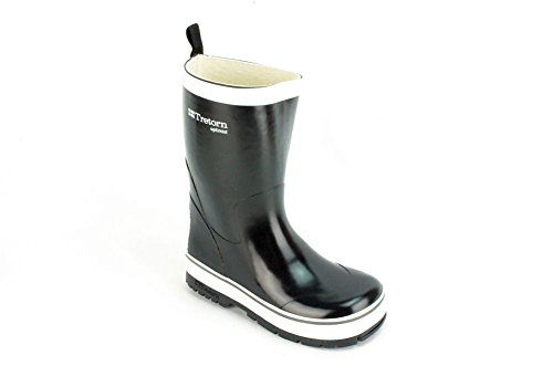 Price comparison product image Tretorn Optimist Rain Boot (Toddler/Little Kid),Black,26 FR(9.5 M US Toddler)
