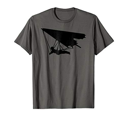 Hang Glider Silhouette - Hang Gliding - Wind Sports