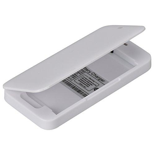 eLander Charger for Galaxy S5 Battery - eLander Portable Extra Spare Batteries Charging Device Battery, Desktop Dock Station Cradle For Samsung Galaxy S5 SV i9600