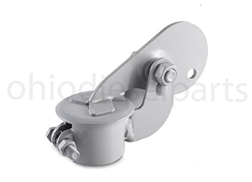 1-1/2 Inch Tractor Exhaust Silencer Weather Flap Rain Cap Muffler Cover 1.5