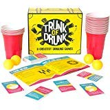 Trunk of Drunk - 8 Greatest Drinking Games (Beer Pong, Ring of Fire, Never Have I Ever and More) -