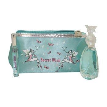 Anna Sui Secret Wish 3 Piece Gift Set for Women (Eau de Toilette Spray, Eau de Toilette Rollerball, - Anna Sui Parfum