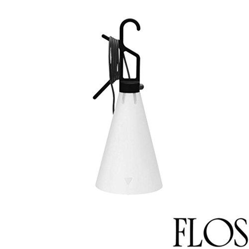 Lampada Flos May Day.Flos May Day Lampada Portatile O Da Tavolo Nero Amazon It