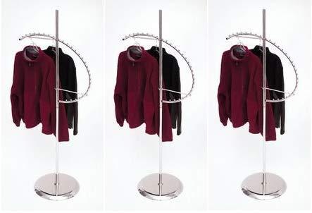 Amazon.com: Econoco - Perchero de espiral para ropa ...