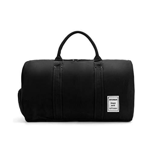 Jielongtongxun Fitness Bag, Handbag, Short-Distance Travel Bag, Grey (52 25 29) Alta qualità (Color : -