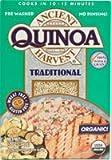 Ancient Harvest Organic Traditional Quinoa Gluten Free -- 12 oz