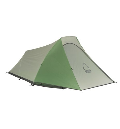 Sierra Designs Clip Flashlight 2-Person Ultralight Backpacking Tent, Outdoor Stuffs