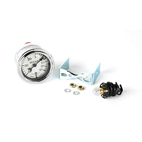 (Stewart-Warner Instruments & Parts 82491 GABOOSTMECHWNG0300402116WHTDIAL)