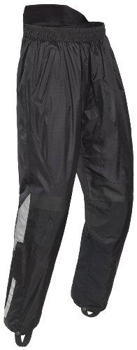 Tourmaster Sentinel 2.0 Rainsuit Pants (Large, Black w/ (Sentinel Rainsuit Motorcycle Pants)