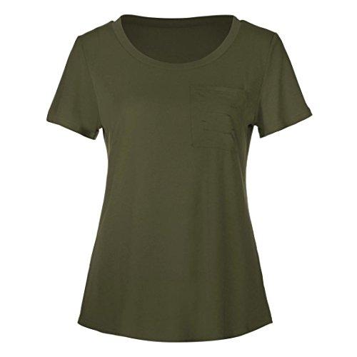Bailarinas Poli SANFASHION Damen SANFASHION Shirt155 Bekleidung de pw4q8AqHx