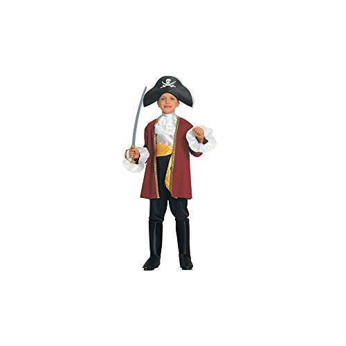 [Captain Hook Toddler Costume] (Hook Costumes)