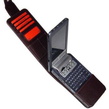 Sena Sony Clie Nz90 Leather Cases (Sony Clie Case)