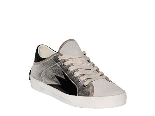 Sneaker Gold Cryme Black Mix Beige 25309 HUwwqPd