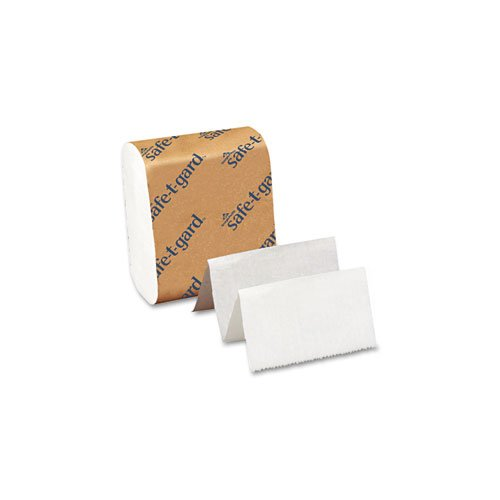 Facial Tissue、f / safe-t-guard Disp。、4 quot ; x10 Quot ;、8000シート/ CT、We B004XMXDTG
