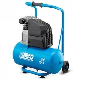 Compresor de aire à Pistón 3 CV monophasã rãservoir de 24 litros ...