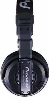 Pioneer HDJ-1000 Limited Black Edition DJ Headphones