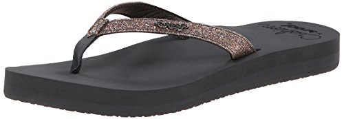 Reef Star Cushion - Sandalias de vestir para mujer Grey Multi