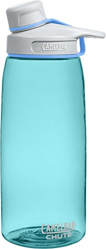 CamelBak Chute Water Bottle, Sea Glass, 1 L