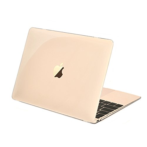 (Unik Case-Retina 12 Inch Crystal Hard Case for Macbook 12