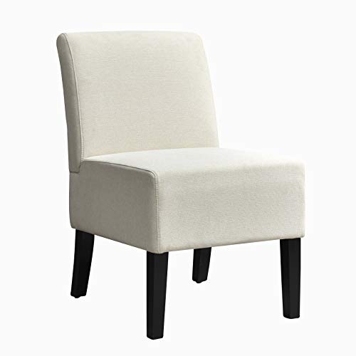 Christies Home Living Samantha Accent Chair with Espresso Legs ()