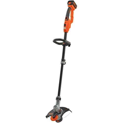 BLACK-DECKER-LST400-20-Volt-Lithium-String-Trimmer-Edger-with-4-Amp-Battery-TWO-YEARS