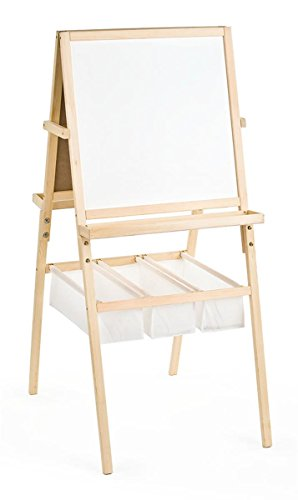 Displays2go 2-Sided Children's Easel for (2 Sided Child Easel)