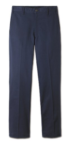 Workrite 431ID95NB33-30 Flame Resistant 9.5 oz Indura Work Pant, 33 Waist Size, 30 Inseam, Navy Blue by Workrite (Image #1)