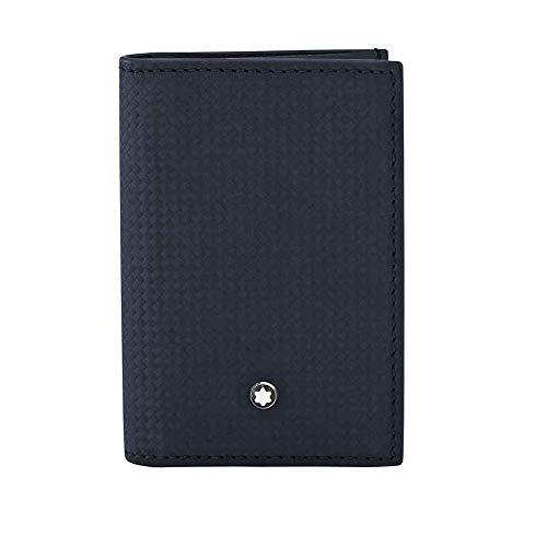 Montblanc Extreme Men's Medium Leather Business Card Holder 116366