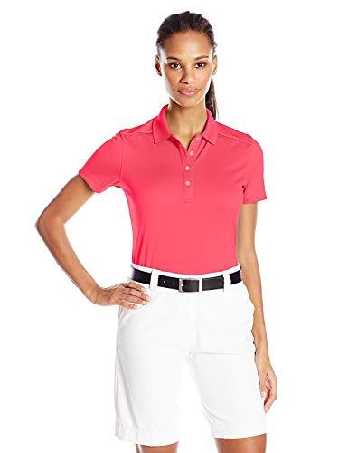 (Callaway Women's Golf Micro Pique Short Sleeve Polo Shirt, Paradise, XX-Large)