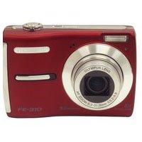 Olympus FE-310 Red 8.0 Mp Digital Camera