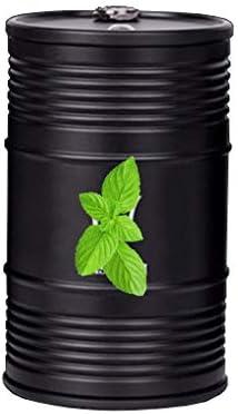 ふた付き車の灰皿、マセラティとの互換性、アルミニウム合金so貯蔵タンク洗える軽い旅行 (Color : 黒)