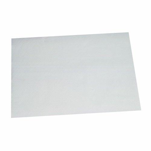 weiß 250 Stück PAPSTAR 12555 Tischsets Papier 30 x 40 cm