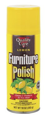 Quality Care Furniture Polish by Quality Care