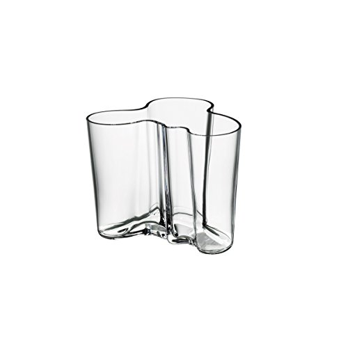 - Aalto Vase - Medium - Clear