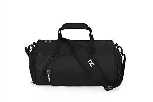 d0b4ba40c INOXTO Fitness Sport Small Gym Bag with Shoes Compartment Waterproof Travel Duffel  Bag for Women and