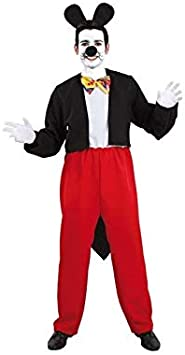 DISBACANAL Disfraz de ratón Mickey - -, XL: Amazon.es: Juguetes ...