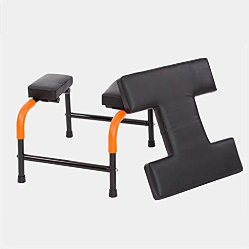 Sports Fitness Yoga Inverted Chair Stretching Frame Multi-Function Inverted Auxiliary Exercise Device Home Inverted Health Sofa Stool Fitness Chair (Load: 150kg) Exercise Ball Chairs by PHSP (Image #2)