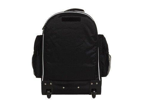 ... Nike Accessories Swoosh Rolling Laptop Backpack (Black) - Bu best  wholesaler 18df6 8c77b ... f53f9ea7c9