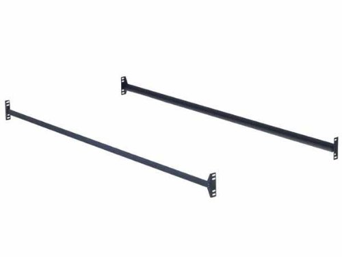 Queen Size Metal Rails Acs002409 by Click 2 Go