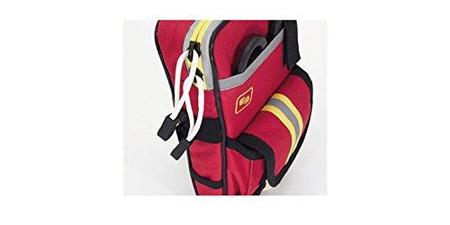 Elite Bags - Resq's Funda de rescate (rojo) 4